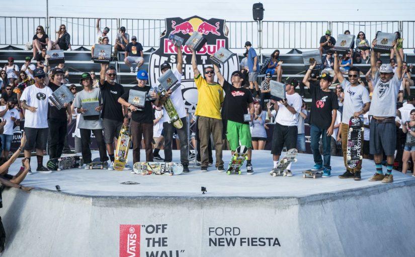 Red Bull Skate Generation 2015