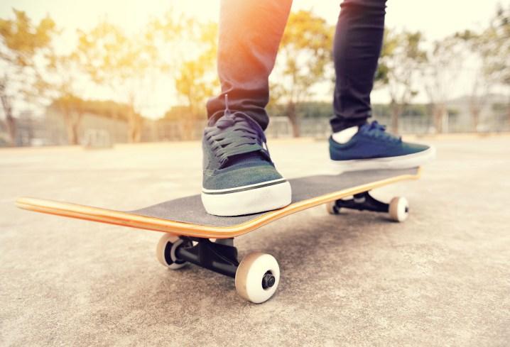 Os Benefícios do Skate para a saúde