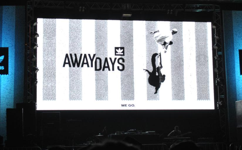ADIDAS AWAY DAYS – Premier São Paulo